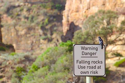 Chapmans Peak, Cape, South, Africa, Landscape, Drive