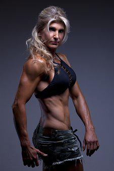 Female, Athletic, Fit