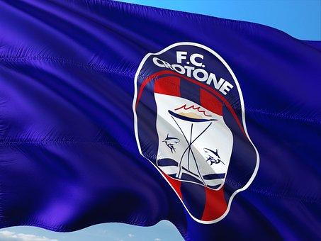 Football, International, Italy, Seria A, Flag