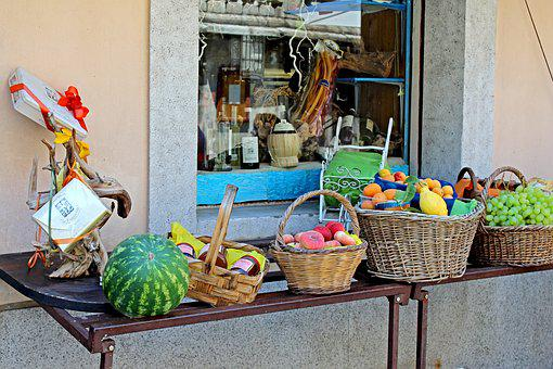 Fruit Stand, Market, Food, Fruit, Sale, Shopping, Fresh