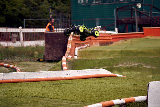 Rc, Jump, Hobby, Sport, Rallyx, Fun, Outdoors, Race