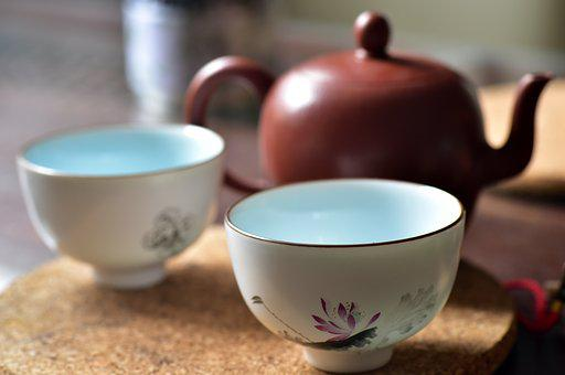 Tee, Chinese, Tea Ceremony, Asia, Hot, Drink, Pot, T