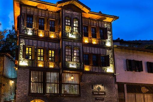 Safranbolu, Date, Old, Home, Mansion, Hotel