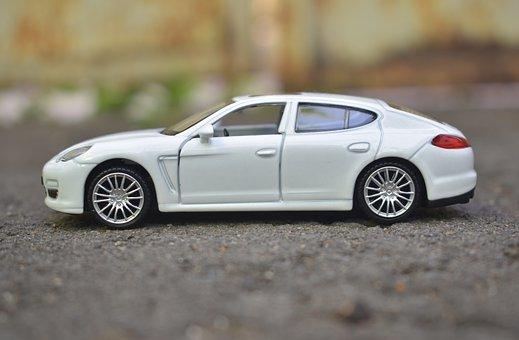 Car, Miniature, Toy, Porsche, Creative, Vehicle, Hobby
