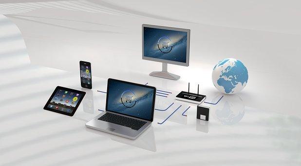 Ecommerce, Online, Marketing, Internet, Business