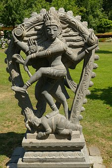 Image, Sculpture, Art, Stone, Oriental, Asia