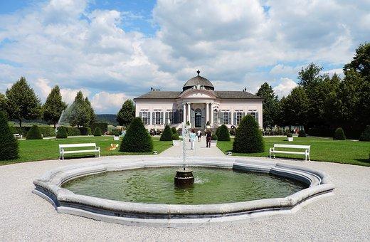 Austria, Melk, Pen, Garden Pavilion, Wachau, Unesco