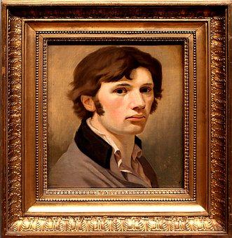 Runge, Otto Runge, Philipp Otto Runge, Portrait