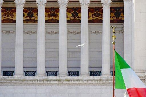 Italy, Rome, Piazza, Italian, Architecture, Europe