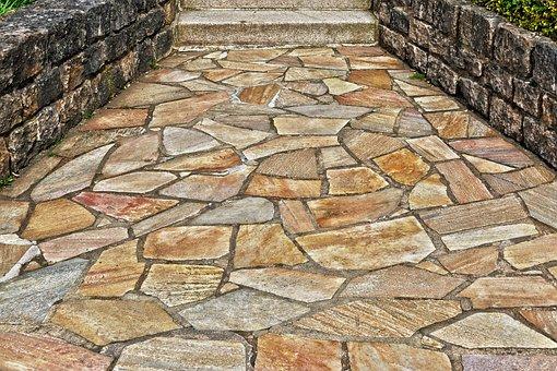 Patch, Flooring, Ornament, Polygons, Sidewalk