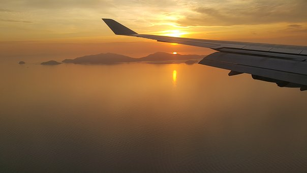 Plane, The Expanse, Airplane, Sky, Cloud, Fly, Travel
