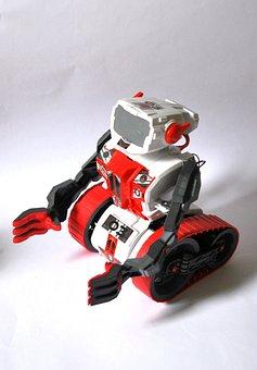 Robot, Artificial Intelligence, Technology, Robotics