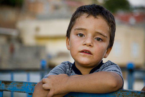 Child, Overview, Portrait, Male, The Innocence