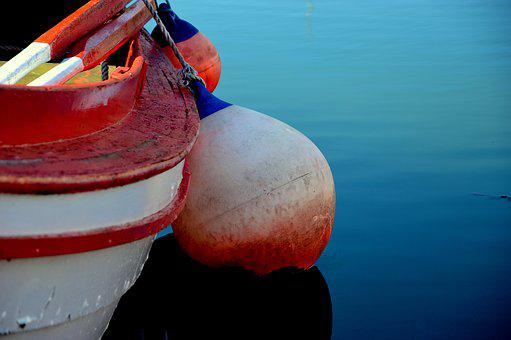 Boje, Boat, Water