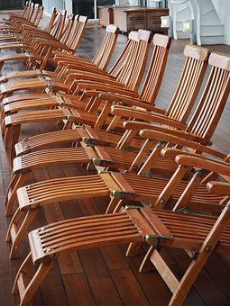 Queen Mary, Board Chairs, Wooden Chair
