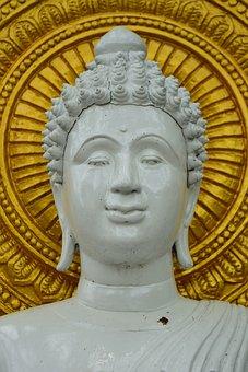 พระ, Buddha Statue, Measure, Buddhism