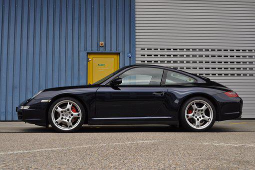 Porsche, 911, Auto, Vehicle, Sports Car, Automotive