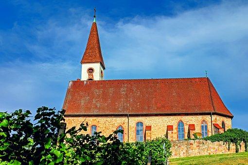 Mountain Church, Kaiserstuhl, Church, Architecture