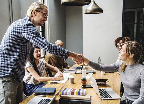 Achievement, Business, Collaboration, Connection