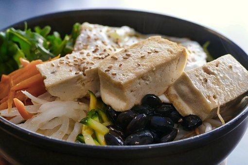 Korean, Bibimbab, Eat, Rice, Lunch, Meal, Healthy