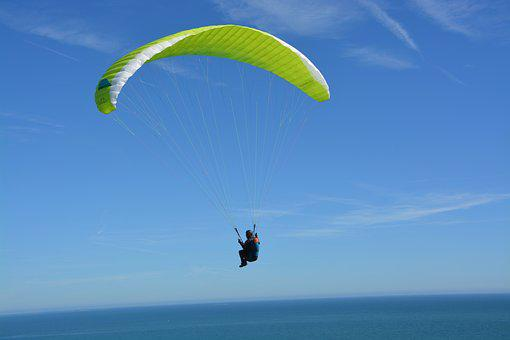 Paragliding, Paragliding-paraglider, Fifth Wheel