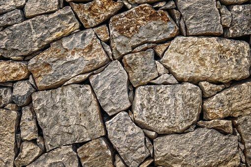 Stone, Wall, Rock, Masonry, Structure, Pattern