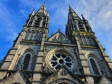Church, Ceu, Blue, Religion, Architecture, Cruz