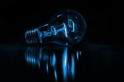 Light, Bulb, Energy, Idea, Current, Electricity, Bright