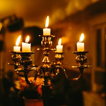Candles, Light, Flame, Candle, Wax, Dark, Clearance