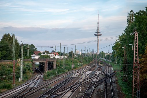 Radio Tower, Walle, Bremen, Places Of Interest, City