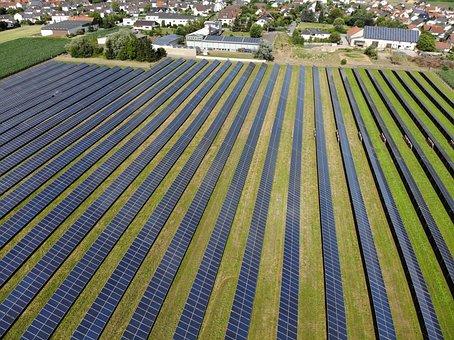 Solar System, Sun, Renewable Energy, Energy, Current