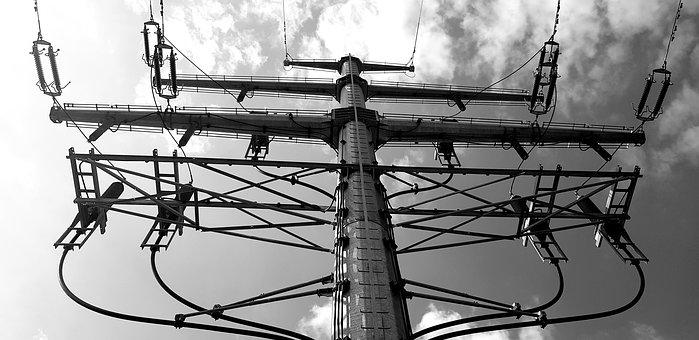 High, The Voltage, Pole, Cables, Current