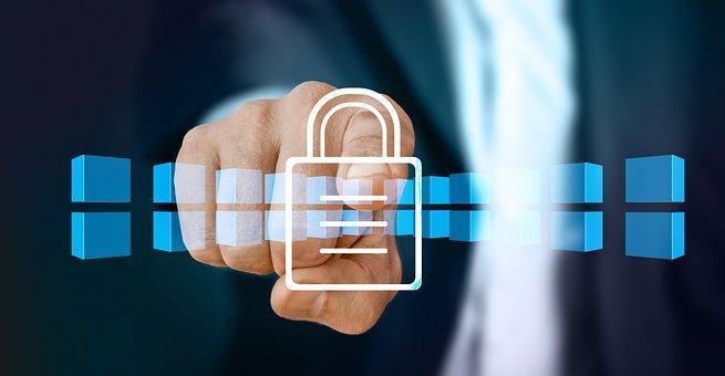 Block Chain, Data, Record, Finger, Touch, Blocks