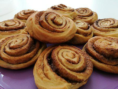 Cinnamon Rolls, Cinnamon, Delicious, Eat, Pastries
