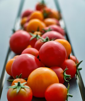 Tomatoes, Red, Vegetables, Food, Fresh, Eat, Healthy