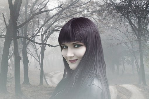 Gothic, Goth, Fantasy, Dark, Gothic Girl, Gothic Model