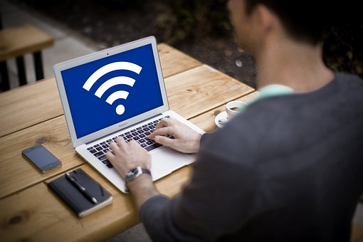 Computer, Business, Wifi, Information, Internet, Data