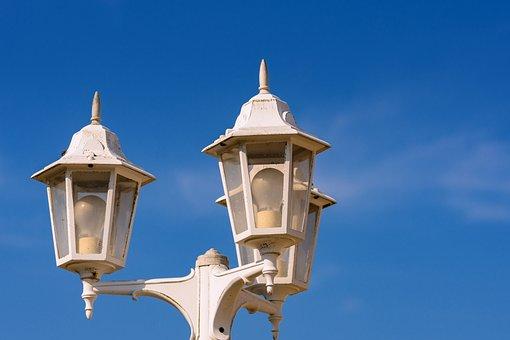 Lantern, Street Lamp, Light, Lamp Light Bulb, Rustic