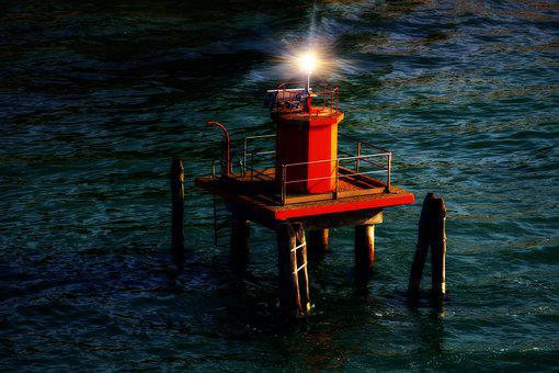 Light, Beacon, Lighthouse, Warning, Directory