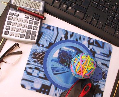 Ecommerce, Technology, Office, Business, Desk, Pen