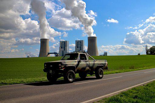 Power, Power Plant, Current, Environmental Protection
