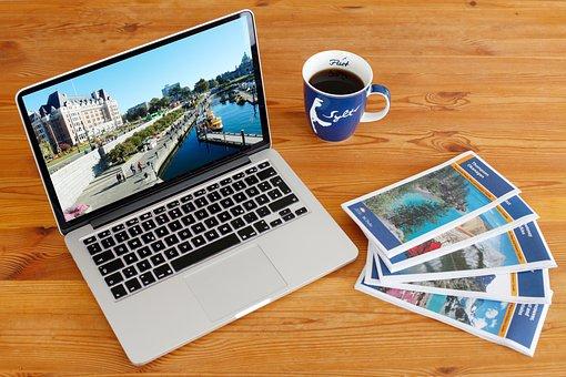 Workplace, Communication, Mac, Travel, Plan, Map