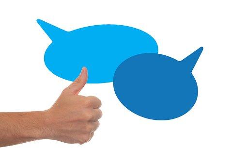 Finger, Feedback, Confirming, Write A Review, Balloons