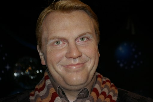 Hape Kerkeling, Actor, Comedian, Wax Figure, Berlin