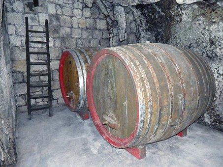 Botte, Cellar, Wine, Vintage