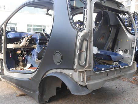 Elv, Scrap Car, Smart