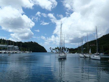 Saint Lucia, Caribbean, English-speaking Caribbean
