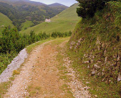 Trail, Hiking, Mountain, Walk, Veneto, Italy
