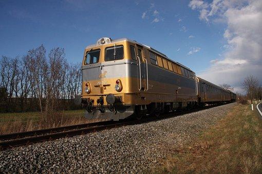 öbb, Noevog, Diesel Locomotive, Special Crossing, 2043