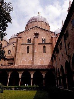Padova, Basilica, Church, Veneto, Italy